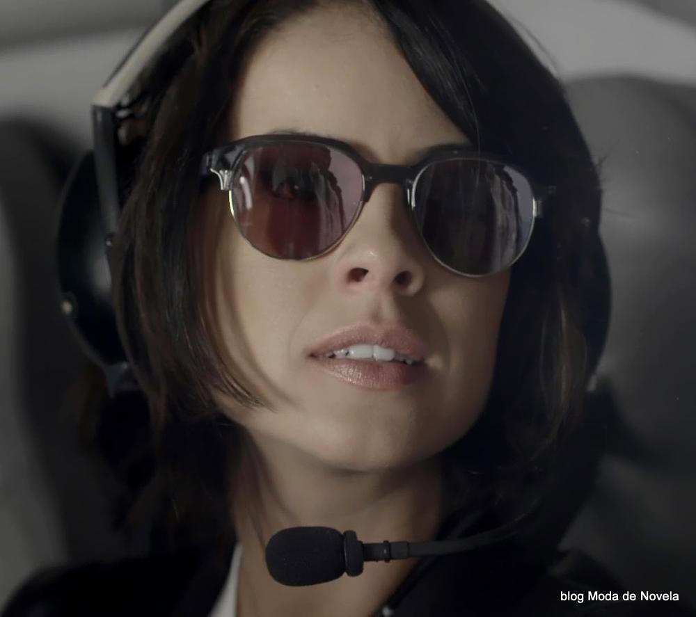moda da novela Império - óculos da Maria Clara no capítulo dia 21 de julho