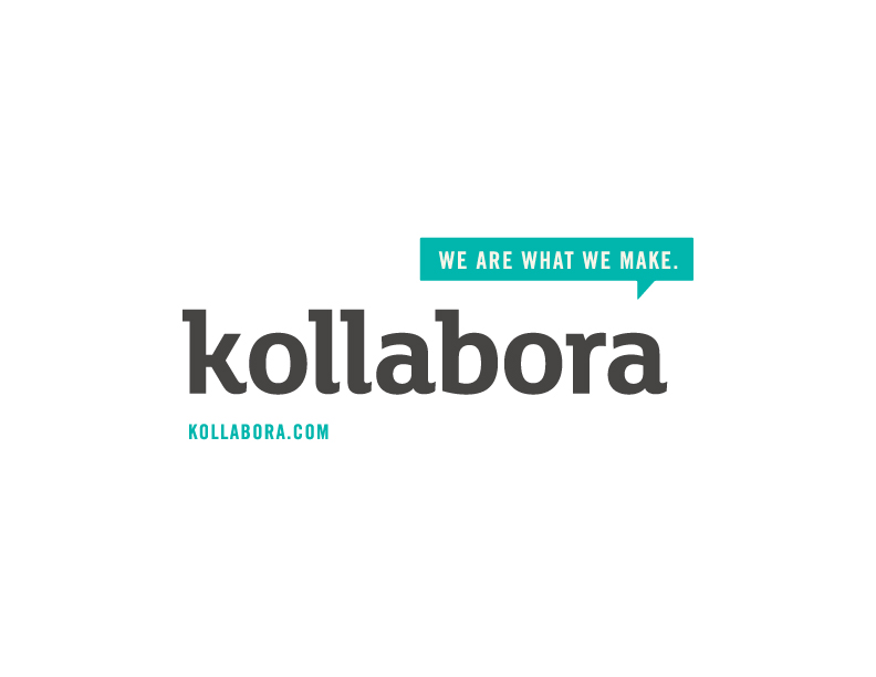 Kollabora Button