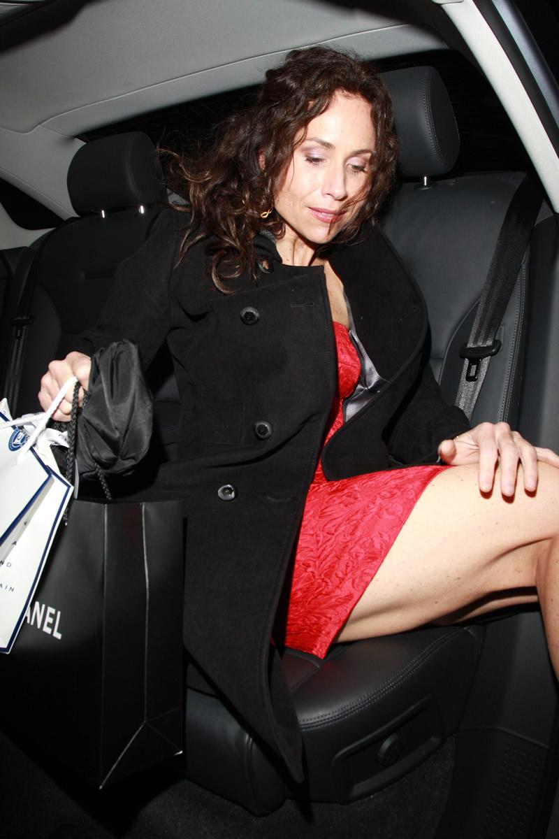 Minnie Driver No Panties Pics