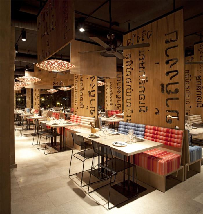 Revisión Interior: Restaurante Lah