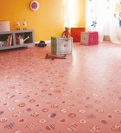decoracion infantil suelos de vinilo