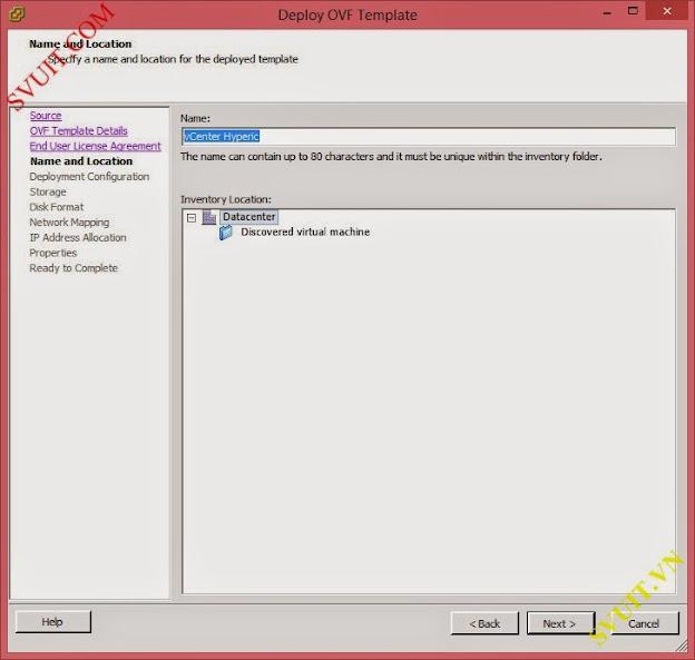 install VMware vSphere App HA 9
