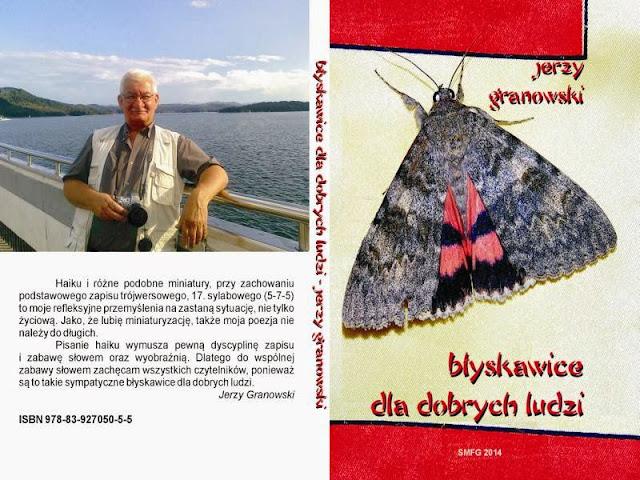 Jerzy Granowski - Błyskawice dla dobrych ludzi - cała okładka