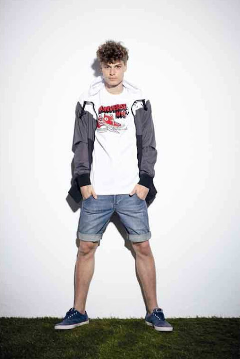 Converse clothing, Lookbook PV 2012