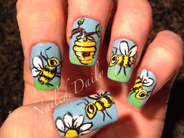 Day 268 -  Honey Bees