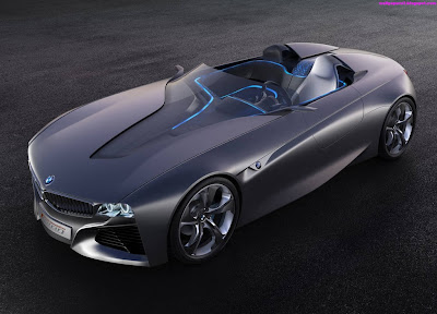 BMW Vision Concept Standard Resolution HD Wallpaper