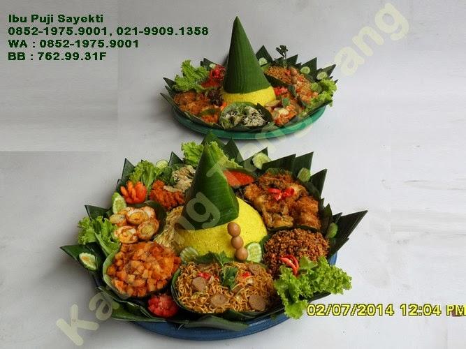 Nasi Tumpeng Gading Serpong dan Karawaci, Tangerang