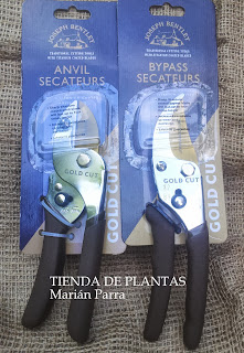 TRADITIONAL cUTTING TooLs ONAL CUTTING TOOLS WITH TITANIUM coATED BLADES WITH TITANIUM COATED BLADES ANVIL sharp titanium coated anvil bl GOLD CUT TIENDA DE PLANTAS Marian Parra