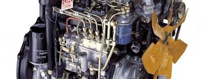 Động cơ xe nâng Nissan 6 - 10 tấn