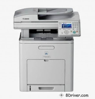 Download Canon imageCLASS MF9340C Laser Printers Driver and installing
