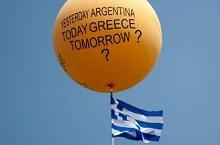 grecia se incendia