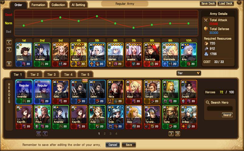 Soi cận cảnh game Heroes of the Realm - Ảnh 2