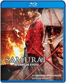 Baixar Filme Samurai X O Inferno de Kyoto BluRay Dublado Torrent