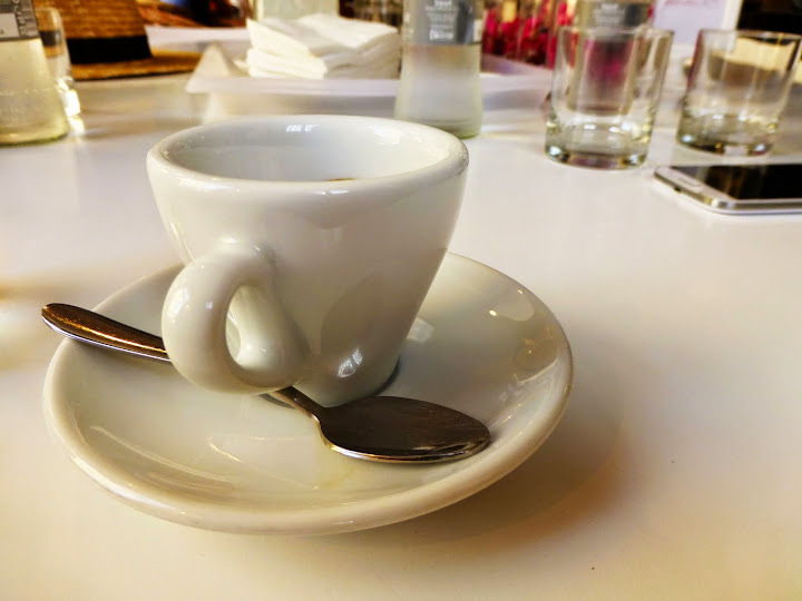 Italian Coffee. Exploring Emilia Romagna. From Italy: 100 Locals Tell You Where to Go, What to Eat, and How to Fit In