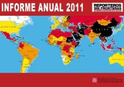 Informe anual 2011 RsF