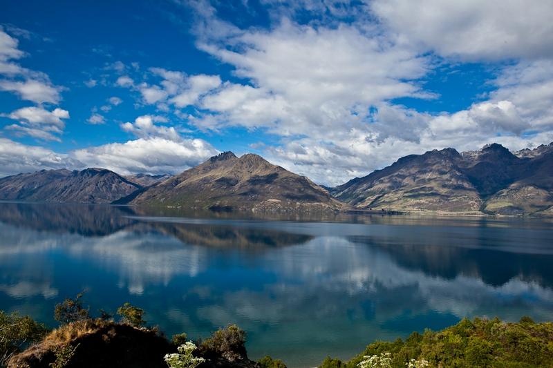 صور انعكاس الماء على المناظر newzealand-28.jpg