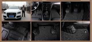 Kinh nghiệm mua thảm lót sàn xe ô tô