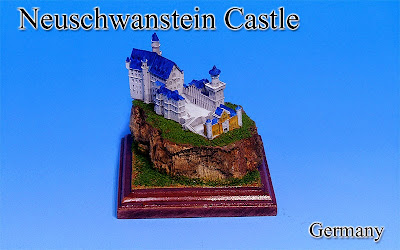 Neuschwanstein Castle -Germany-