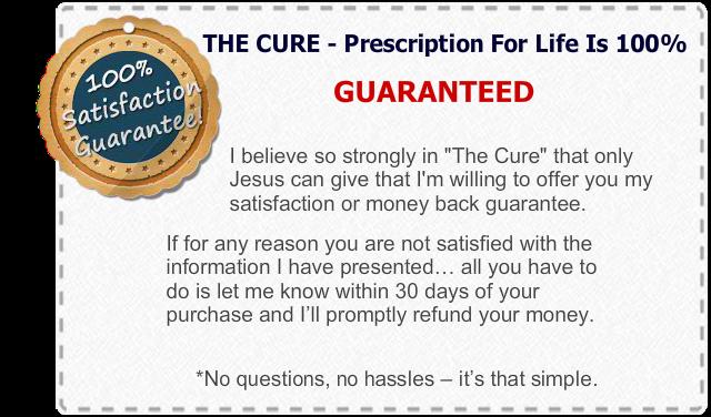 The Cure Guarantee
