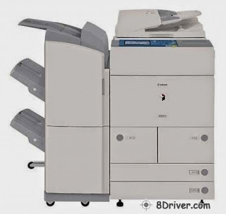 Download Canon iR5570 Printer driver software & install