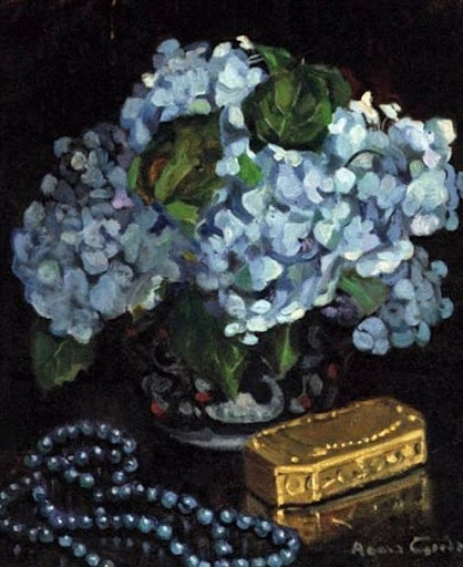 Agnes Goodsir - Hydrangeas