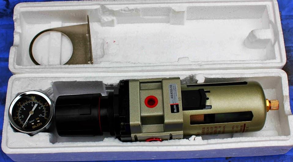 Súng airbrush , súng sơn giã đá , súng sơn xe , súng sơn cao cấp - 32