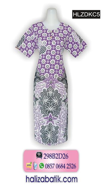 baju batik wanita modern, desain baju batik terbaru, contoh gambar batik