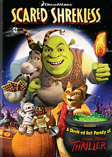 فيلم scared shrekless