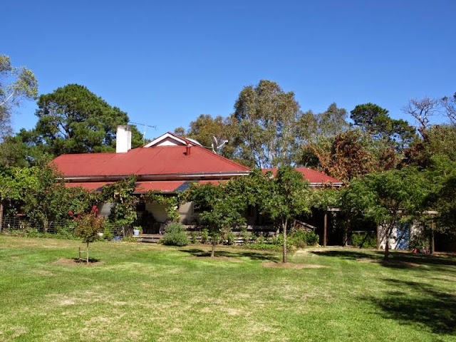 """Old Weeroona"", 1900 Federation style homestead at 242 Chetwynd Junction Road Casterton VIC"