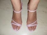 SANDALIAS MALVA. Preciosas sandalias