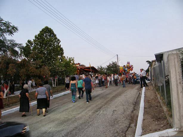 Φανούρια 2013-Οινόη Ορεστιάδας