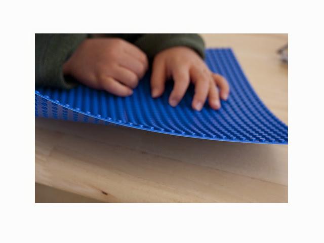 620 レゴ 基本セット 基礎板(青色)