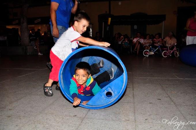 Juegos Infantiles, Miércoles