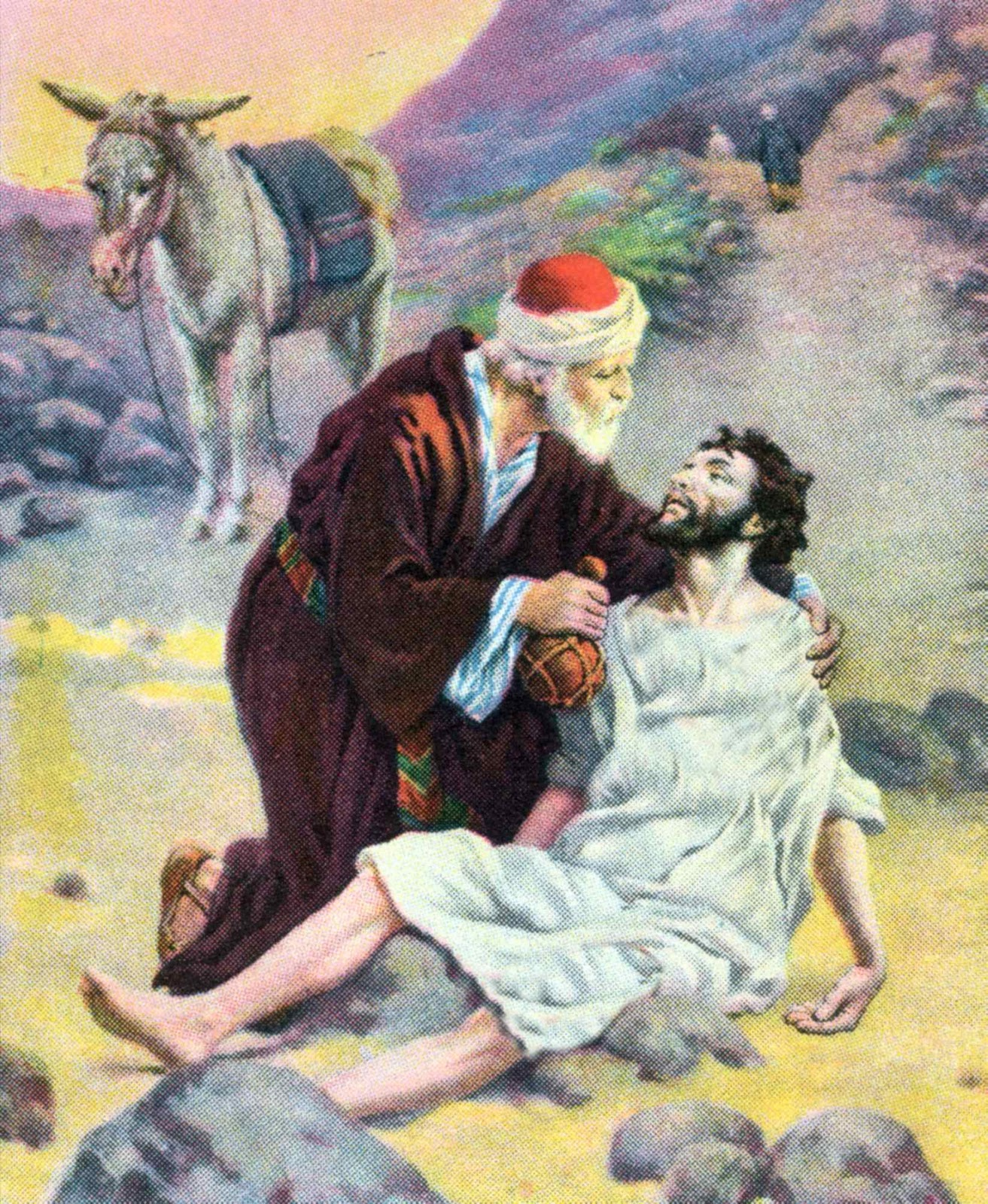 bible stories good samaritan bible vector 10 full versions of