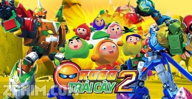 Ảnh trong phim Robot Trái Cây 2 - Fruity Robo 2 1