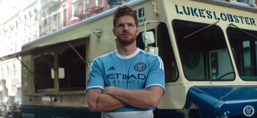 New York City FC Something Along These Lines New Ad, First Creative via Johannes Leonardo