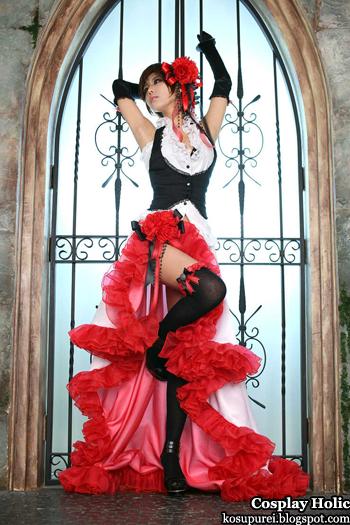 vocaloid cosplay - meiko 5