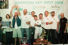 Rob Ruhlman's J/111 Spaceman Spiff wins Key West