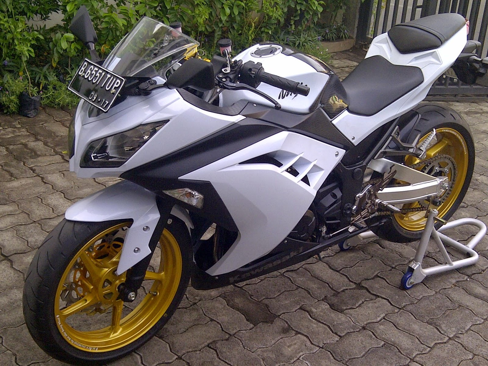 Download Kumpulan 90 Gambar Motor Kawasaki Ninja 250 Abs Terupdate