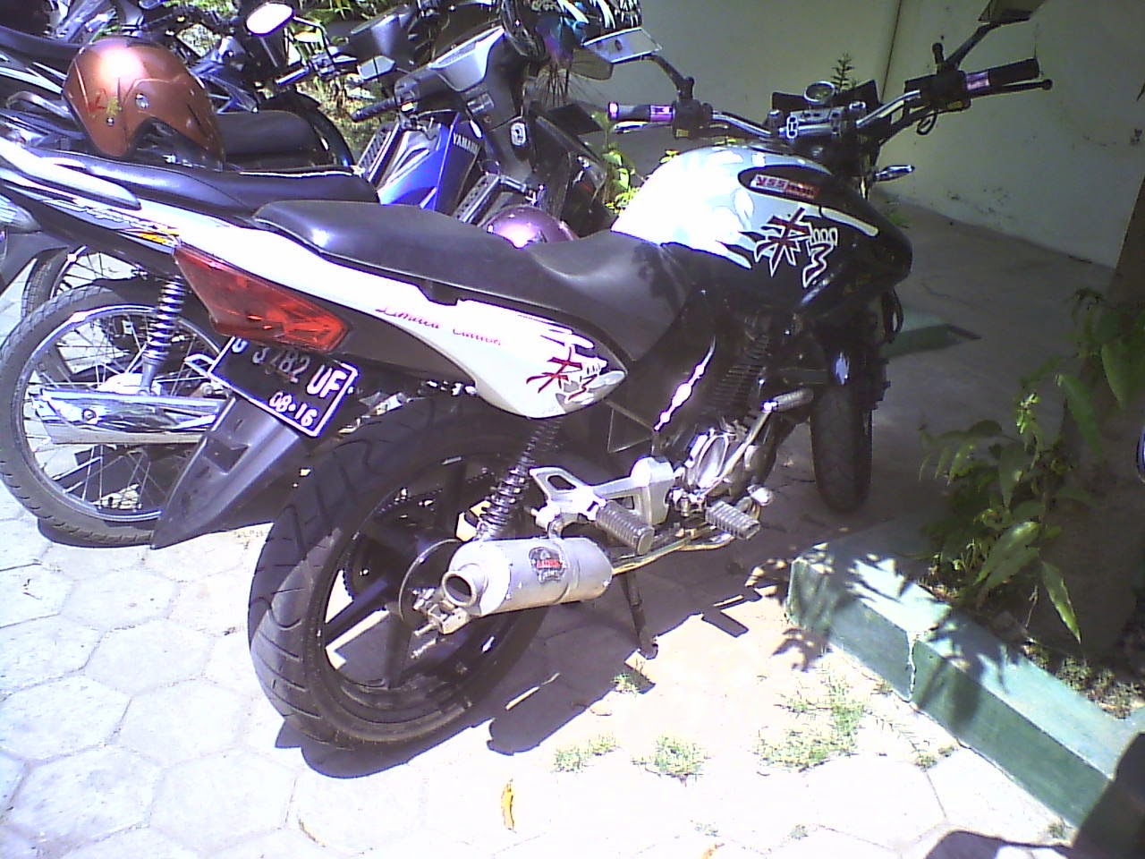 New Mega Pro Modifikasi Street Fighter
