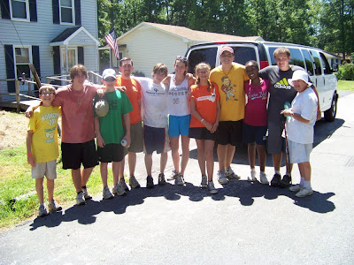 2011 Youth Mission Trip
