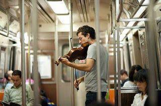 【轉載】小提琴家Joshua Bell在地鐵演奏實驗的真實故事