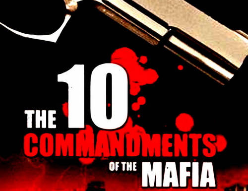 10 przykaza? mafii / Ten Commandments of the Mafia (2009) PL.DVBRip.XviD / Lektor PL