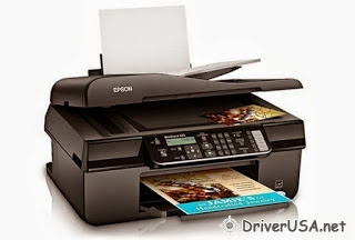 download Epson WorkForce 320 printer's driver