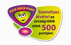 Pick Pack Pont információk
