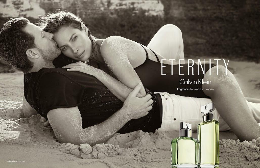 Christy Turlington vuelve a protagonizar una campaña para Eternity Calvin Klein