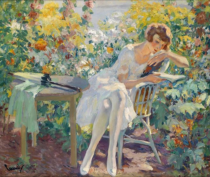 Edward Cucuel - Summer fragrance
