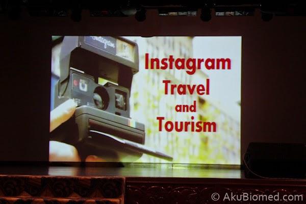 instagram travel dan tourism
