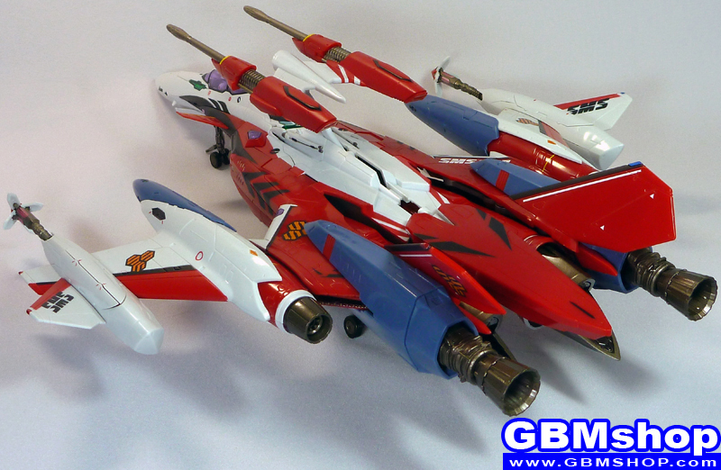 Macross Frontier YF-29 Super Durandal Fighter Mode