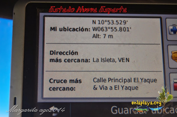 Embarcadero La Isleta NE138, Estado Nueva Esparta, Municipio Garcia